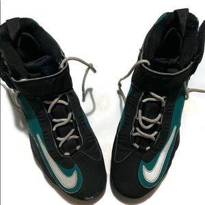 Nike Air Max Griffey Emerald Mens Green Black